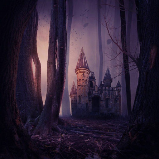 FineArt_Creative_064_Forgotten_Castle